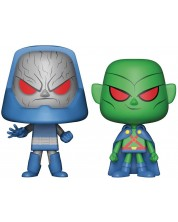 Комплект фигури Funko Vynl: DC Super Heroes - Darkseid + Martian Manhunter