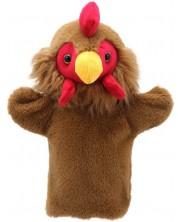 Кукла-ръкавица The Puppet Company Приятели - Кокошка