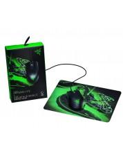 Комплект мишка и пад Razer - Abyssus Lite & Goliathus Mobile Construct Ed.