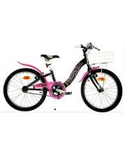 """Детско колело Dino Bikes - Barbie, 20"""""""