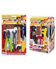 Комплект инструменти RS Toys Maxi Brico, 6 части -1