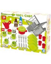 Кухненски комплект Ecoiffier -1