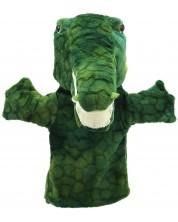 Кукла-ръкавица The Puppet Company Приятели - Крокодил