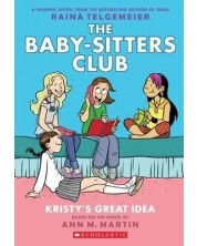 Kristy's Great Idea (The Baby-Sitters Club Graphic Novel)