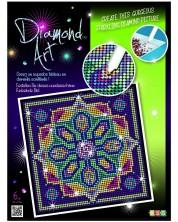 Творчески комплект KSG Crafts Diamond Art – Изкуство с диаманти, Мозайка