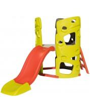 Детска кула за катерене Smoby - С пързалка -1
