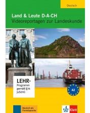 Land & Leute D-A-CH Videoreportagen zur Landeskunde DVD-Video