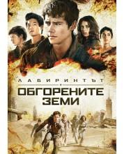 Лабиринтът: В обгорените земи (DVD)