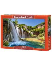 Пъзел Castorland от 1000 части - Страната на падащите езера