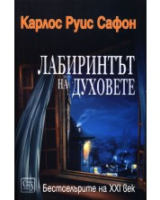 Лабиринтът на духовете (Гробището на забравените книги 4)