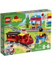 Конструктор Lego Duplo - Парен влак (10874)