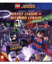 Lego: Justice League Vs Bizarro League (Blu-Ray) -1