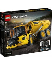Конструктор Lego Technic - Влекач 6x6 Volvo Articulated Hauler (42114)