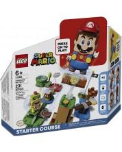 Конструктор Lego Super Mario - Приключения с Марио, стартов сет (71360) -1