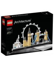 Конструктор Lego Architecture - Лондон (21034)