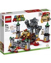 Разширение Lego Super Mario - Bowser's Castle Boss Battle (71369)
