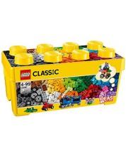 Конструктор Lego Classic - Творческа кутия с блокчета (10696)