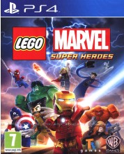 LEGO Marvel Super Heroes (PS4) -1