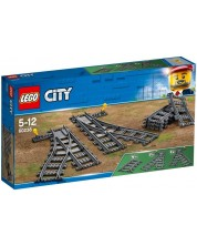 Конструктор Lego City - Релси и стрелки (60238)