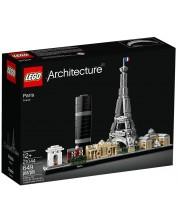 Конструктор Lego Architecture - Париж (21044)