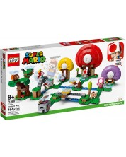 Разширение Lego Super Mario - Toad's Treasure Hunt (71368)