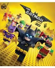 Lego Батман: Филмът 3D (Blu-Ray)