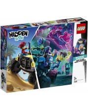 Конструктор Lego Hidden Side - Плажното бъги на Jack (70428)