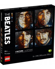 Конструктор Lego Art - The Beatles (31198)