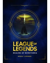 League of Legends: Realms of Runeterra (Official Companion) -1