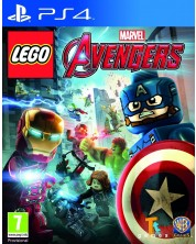 LEGO Marvel's Avengers (PS4) -1
