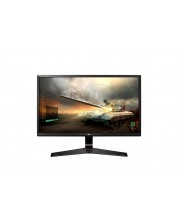 "LG 27MP59G-P, 27"" IPS, AG, 5ms, (1ms with MBR), Mega DFC, 250cd/m2, Full HD 1920x1080, sRBG over 99%, FreeSync, HDMI, DisplayPort, Tilt, Black -1"