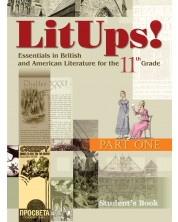 LitUps!Part One. Essentials in British and American Literature for the 11th Grade. (student's Book)