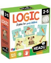 Образователна игра Headu - Логика -1