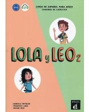 Lola y Leo 2 A1.2 Cuaderno de ejercicios+Aud-MP3 descargable -1