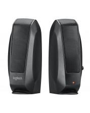 Колонки Logitech S120 - 2.0, черни