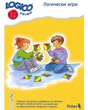 Logico primo: Логически игри (Помагало по игрова култура и пресъздаване за 4. подготвителна група) -1
