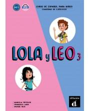 Lola y Leo 3 A2.1 Cuaderno de ejercicios+Aud-MP3 descargable -1