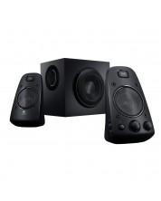 Аудио система Logitech - Z623, 2.1, черна -1