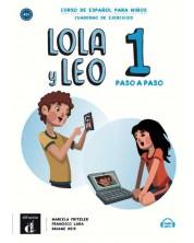Lola y Leo 1 paso a paso A1.1 Cuaderno de ejercicios + Aud-MP3 descargable -1