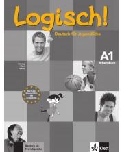 Logisch! A1, Arbeitsbuch mit Audio-CD