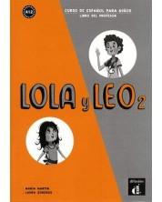 Lola y Leo 2 A1.2 Libro del profesor -1