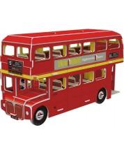 Мини 3D пъзел Revell - Лондонски автобус -1