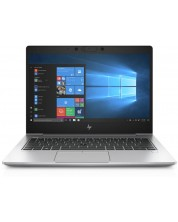 Лаптоп HP EliteBook - 830G6, сив -1
