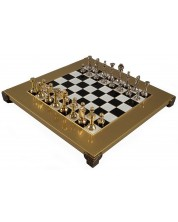 Луксозен шах Manopoulos - Classic Staunton, 44 x 44 cm -1