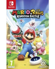 Mario & Rabbids: Kingdom Battle (Nintendo Switch)