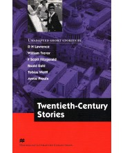 Macmillan Literature Collections: Twentieth-Century Stories (ниво Advanced)