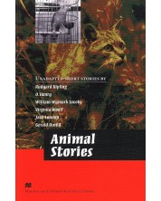 Macmillan Literature Collections: Animal Stories (ниво Advanced)