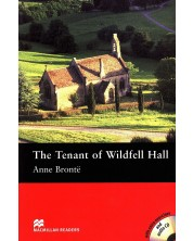 Macmillan Readers: Tenant Wildfell Hall + CD  (ниво Pre-Intermediate)