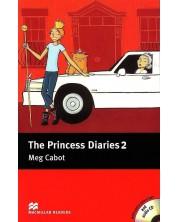 Macmillan Readers: Princess Diaries 2 + CD  (ниво Elementary) -1