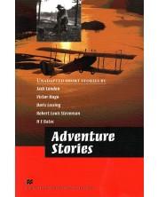 Macmillan Literature Collections: Adventure Stories (ниво Advanced)
